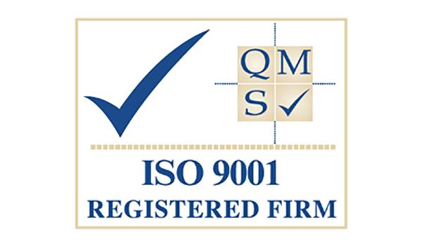 QMS ISO9001 Logo