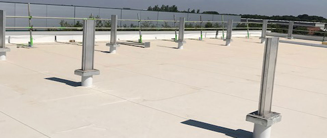 flat roofing installed by welwood special projects
